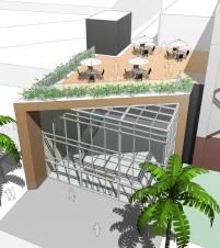 00 - 3D View - Camera - Venue Terrace View 02