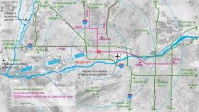 00 - Floor Plan - SITE DIAGRAM - METRO TRANSPORTATION