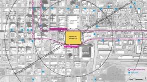 00 - Floor Plan - SITE DIAGRAM - PUBLIC TRANSPORT