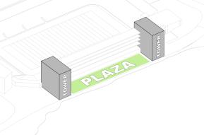 MassingC_Towers+Plaza